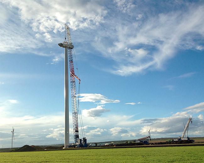 Wind Farm Monachelle (Castellaneta)