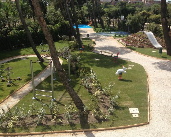 Playground Santa Maria Patrona (Lucera)