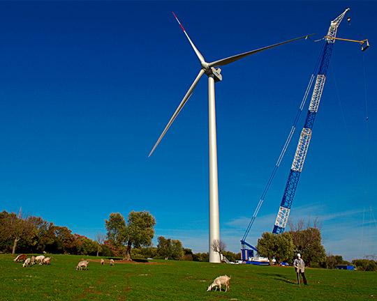 Wind Farm Masseria Renna (Villa Castelli)