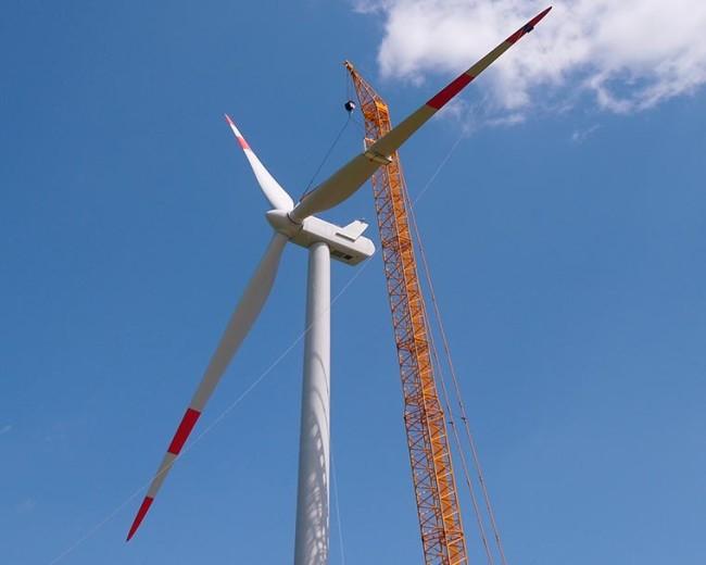 Wind Farm San Giusto (Lucera)