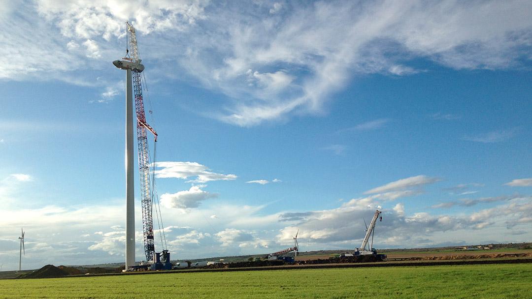 Wind Farm Castellaneta